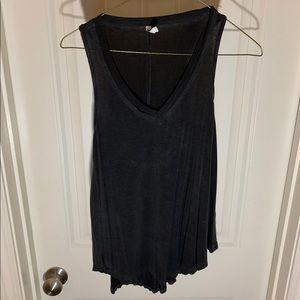 Black tank top- never worn